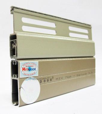 Cửa cuốn Mitadoor MIX76